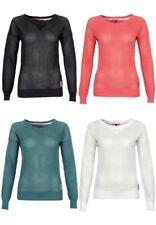 s.Oliver Damen-Pullover & -Strickware aus Baumwolle ohne Verschluss