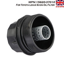 Oil Filter Cover Cap Assembly replace For Toyota Lexus CT200h Scion 15620-37010