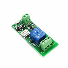 Smart WiFi Wireless Switch Relay Module DC5V Jog self-lock by APP Phone Control