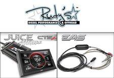 Edge Juice w/ Attitude CTS2 31501 & EGT Probe For 01-02 Dodge 5.9 Cummins Diesel