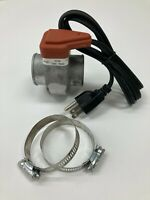 "LOWER COOLANT RADIATOR HOSE ENGINE BLOCK HEATER 1-3/4"" KAT'S BRAND 600W 110V"