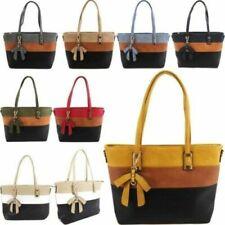 Bolsos y mochilas de mujer multicolor grandes