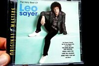 The Very Best Of Leo Sayer  -  CD, VG