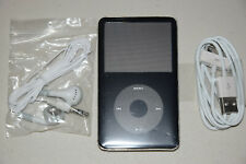 Apple iPod Classic 5 5th Generation Black 80GB AAC MP3 Digital Media Player Neww