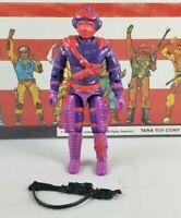 Original 1992 GI JOE HELI VIPERS V1 UNBROKEN figure ARAH not COMPLETE Cobra
