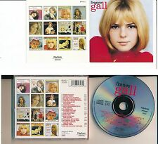 FRANCE GALL CD SACEM BEBE REQUIN (JOE DASSIN SERGE GAINSBOURG)