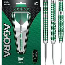 Target Agora Verde Darts Set Green 21g 22g 23g 24g 25g grams