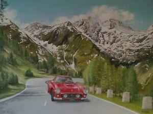 the classic alpine drive
