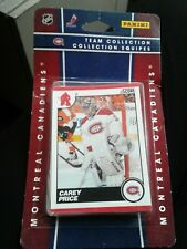 2012-13 Panini Score Montreal Canadiens Complete Team Set (18)