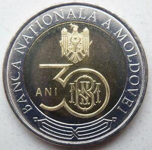 Moldova 10 Lei 2021  NEW UNC from Bankroll