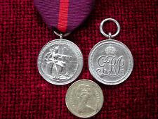 Réplica Copie G. MONDIALE 1 Médaille de la Ordre des Britannique Empire