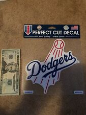 Los Angeles Dodgers Car Window Decal 8 Perfect Cut Decal Logo