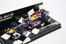 Red Bull Racing Renault RB6 # 5 S. Vettel • 2010 • NEU • Minichamps • 1:43