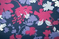 Abstract Floral Print #555 Nylon Lycra Spandex 4 Way Stretch Swim Active BTY