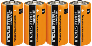 Duracell Industrial Procell C Batteries Alkaline 1.5V LR14 MN1400 x2,4,6,8 or 10