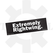 "LaRue Tactical ""Extremely Rightwing"" Vinyl Decal Bumper Sticker, 10""x 3"""
