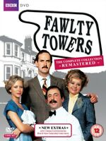 Neuf Fawlty Towers Série 1 Pour 2 Complet Collection DVD