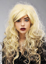 Deluxe Womens Dirty Blonde Zombie Wig