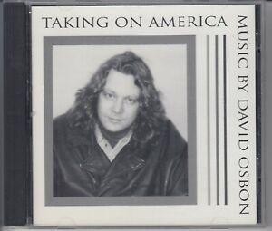Taking on America - Music by David Osbon CD Modern Classical PYO
