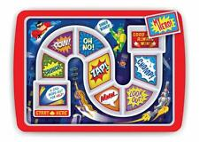 Fred Dinner Winner Super Hero Kid's Dinner Tray Available in Various Designs