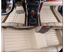 Car Floor Mats Fit For Hyundai Tucson 2015-2017 Front+Rear Carpet Waterproof Mat
