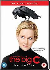 THE BIG C - SEASON 4 - DVD - REGION 2 UK