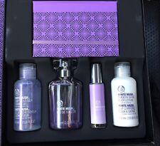 The Body Shop White Musk Eau de Parfum Gift Set Perfume Lotion Shower Gel Purse