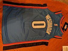 NBA kids Small Jersey Oklahoma City Thunder Russell Westbrook fanatics