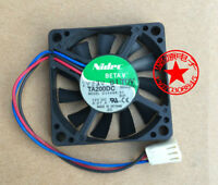 For Nidec DC12V 0.07A TA200DC D34666-57 BUF 5010 cooling fan