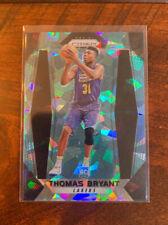 2017-18 Panini Prizm Thomas Bryant Blue Ice Refractor Rookie /99 Wizards