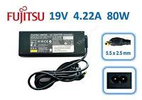 Genuine Fujitsu Lifebook AH532 LH532  19V 4.22A 80W AC Adapter Power Charger