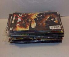 Lot: 52 Marvel Comics X-men X-Force Red Data Supernova Legacy Messiah War Second