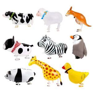 Giant Walking Pet Animal Foil Balloon Birthday Baby Shower Party Decor Kids Toys