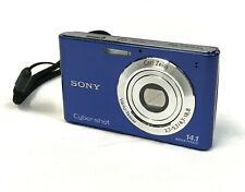Sony DSC-W330 14.1MP Digital Camera - Blue
