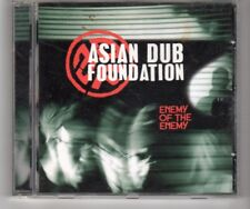 (HQ107) Asian Dub Foundation, Enemy Of The Enemy - 2003 CD