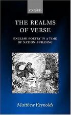 The Realms of Verse 1830-1870 : English Poetry in a Time of Nation-Building...