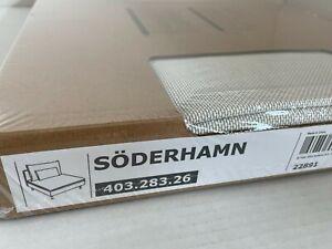 Ikea SODERHAMN Cover for 1-seat section COVER ONLY, finnsta white - NEW