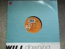 WILL DOWNING The world is a ghetto 12´´ MAXI 1991 DEEP HOUSE
