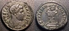 Constantin Ier - nummus BEATA TRANQVILITAS 321/322 AD, Trèves - RIC#342