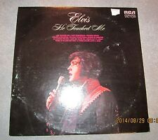 ELVIS PRESLEY 1972 HE TOUCHED ME ALBUM ORIGINAL