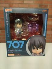 Nendoroid #707 Sasuke Uchiha (Boruto's Teacher) Naruto Shippuden AUTHENTIC MINT