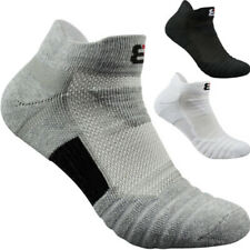 Mens Ankle Socks Low Cut Sports Breathing Running Crew Cotton Casual Socks