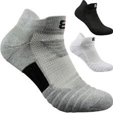 Мужские носки низким вырезом спорт дыхание бега экипаж хлопок повседневный носки