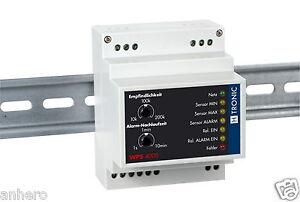 H-Tronic WPS4000,Wasserpegel Füllstände überwachen+kontrollieren mit 3 Sensoren!