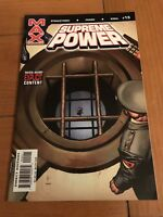 Supreme Power #15 (2005) Marvel Comics