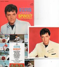 CD Elvis PRESLEY Spinout (1966) - Mini LP REPLICA - 12-track CARD SLEEVE + CARD