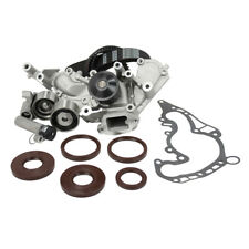 Engine Timing Belt Kit with Water Pump-DOHC, Eng Code: 2UZ-FE, 32 Valves DNJ