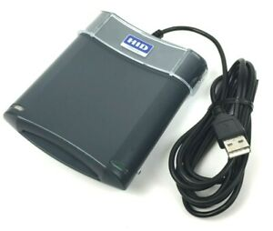 HID Omnikey 5325 CL High Performance USB Smart Card Reader