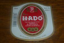 EN IX sep. Vietnam HADO 450 ml beer label