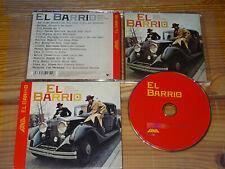 EL BARRIO - GANGSTERS LATIN SOUL - V.A. / FANIA ALBUM-CD 2006